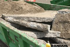 excavation of concrete mn