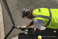 mn concrete worker finishing
