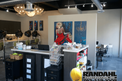 Commercial Remodeler Hair Salon