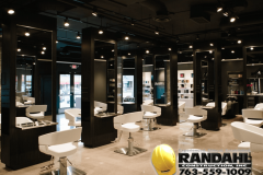 Hair Salon Remodeling in Minnesota