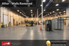 tenant improvement project