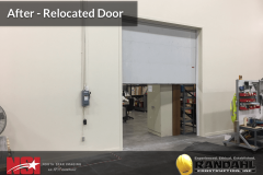Warehouse Renovation in Rogers