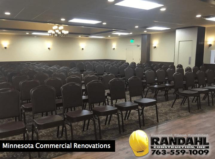 Minnesota commercial renovations