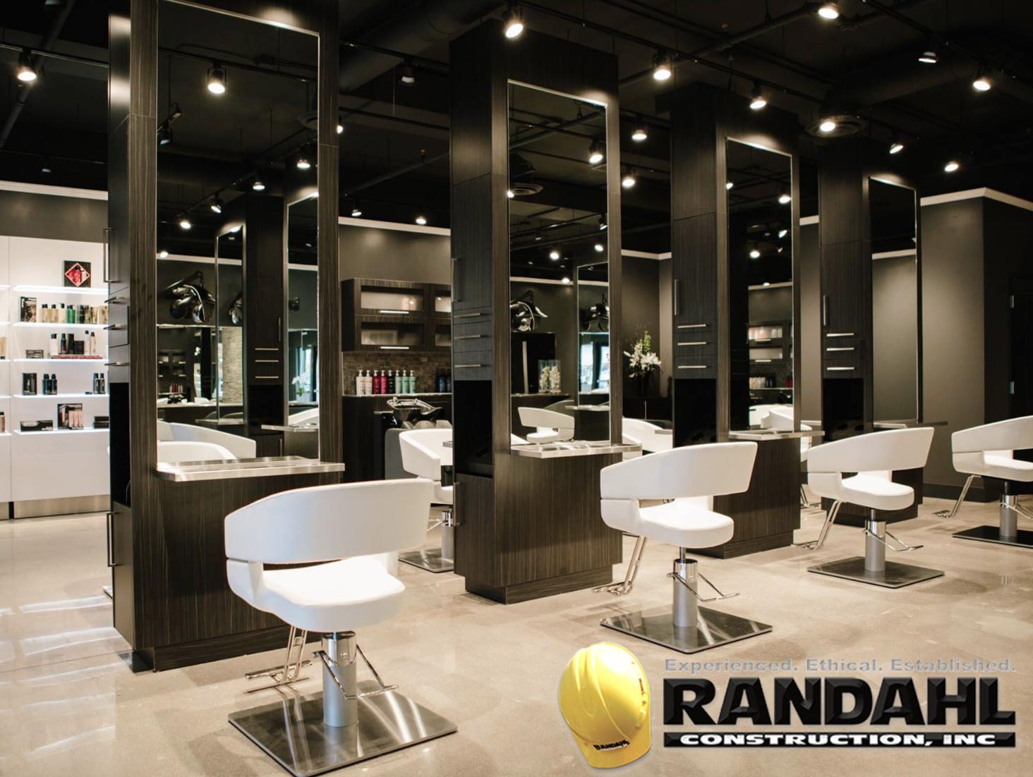 salon commercial remodeling