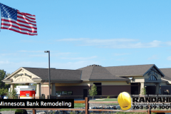 bank construction remodeling mn