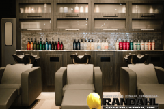 hair salon construction remodeling