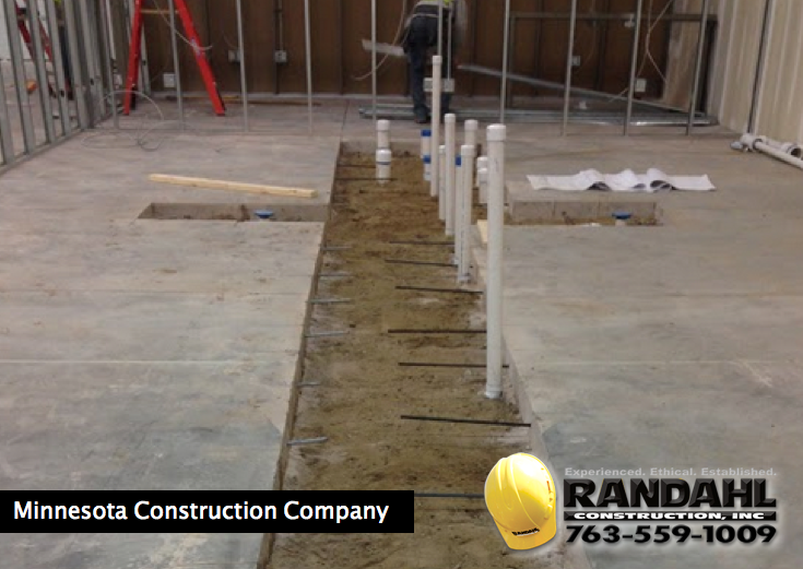 Minnesota construction company