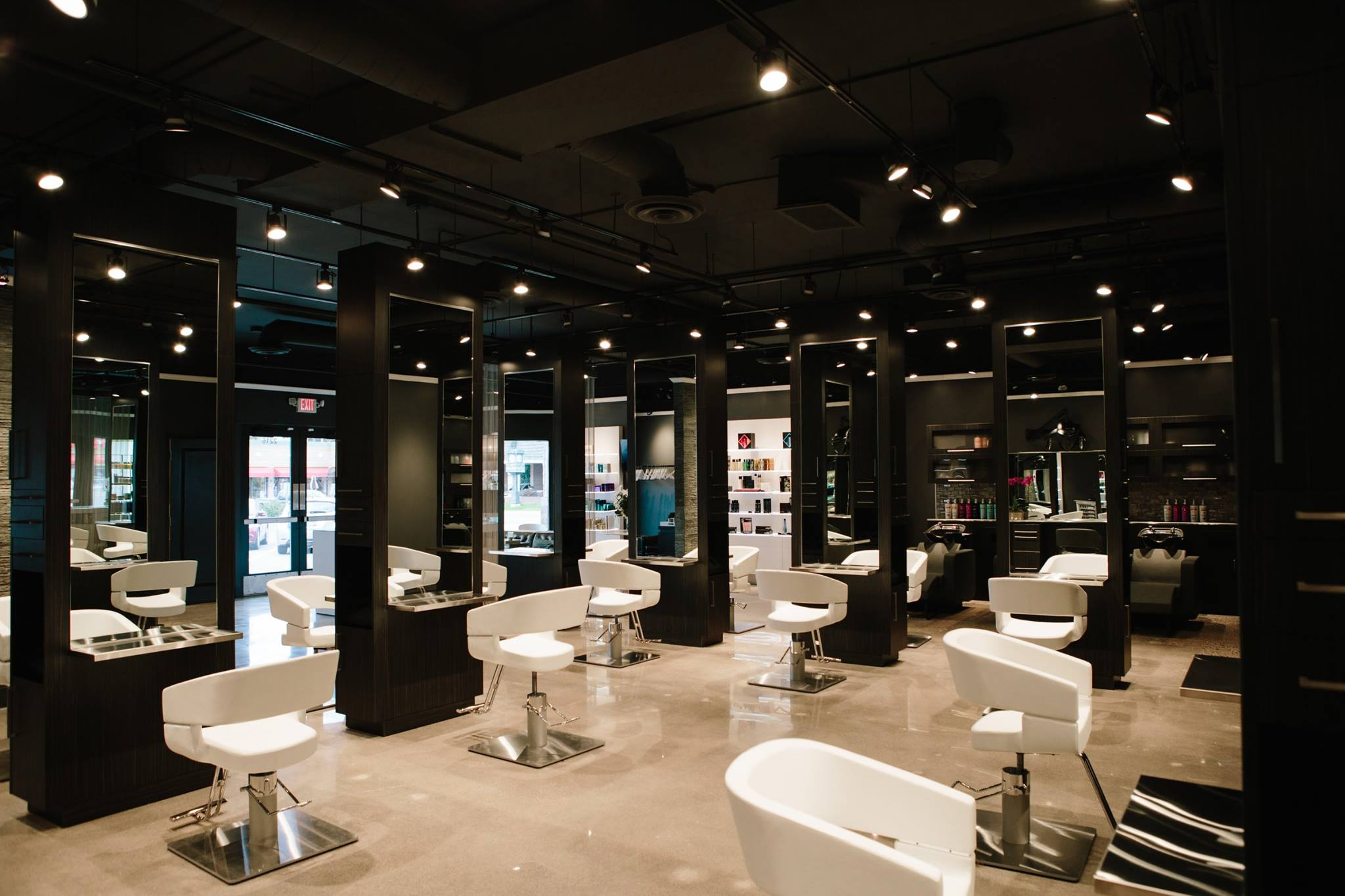 Salon Renovations and Remodeling