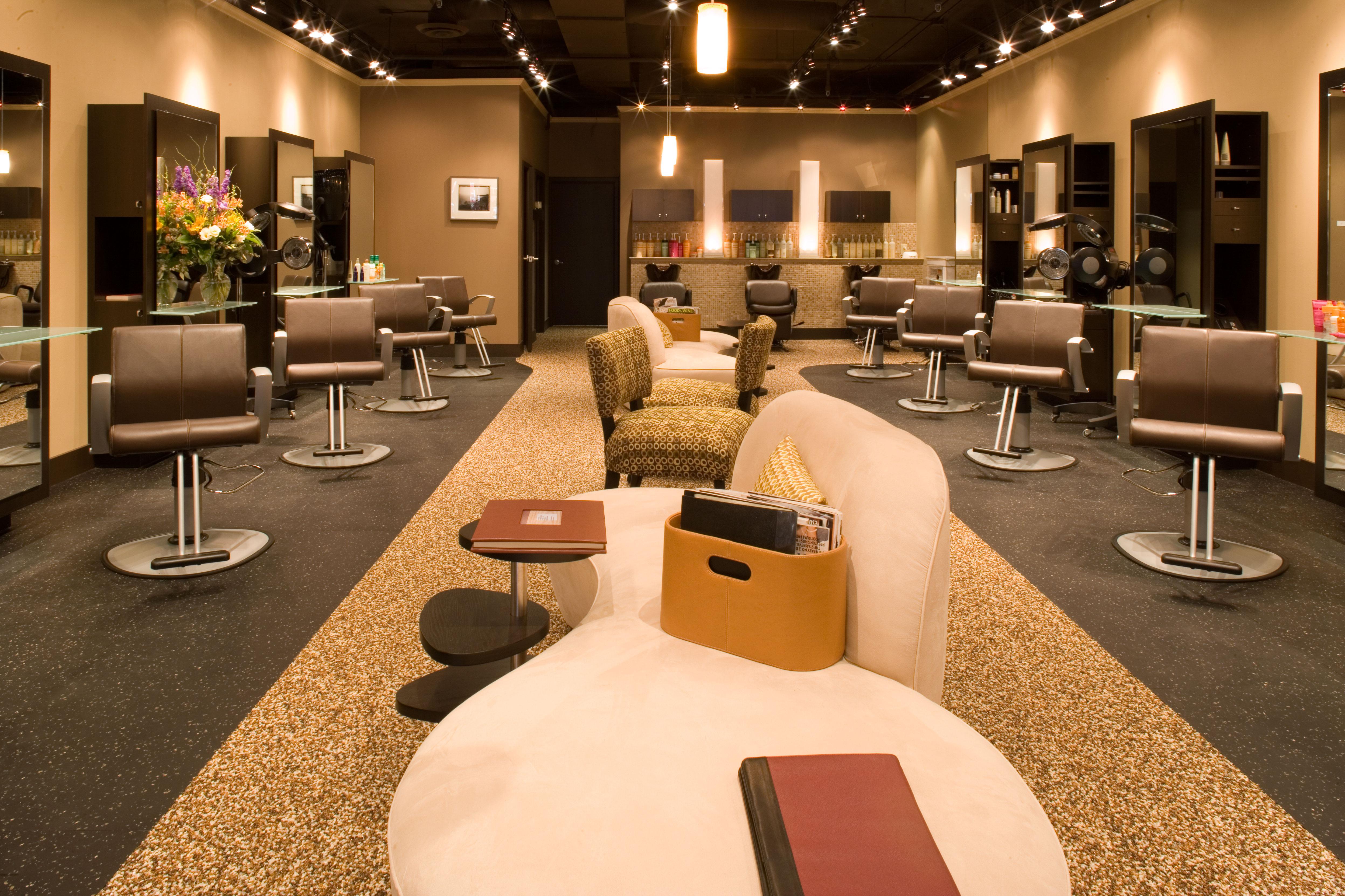 Tres jolie salon remodel minneapolis mn 55405 randahl for Salon construction