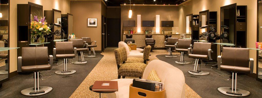 Salon Jolie - Commercial Remodeling