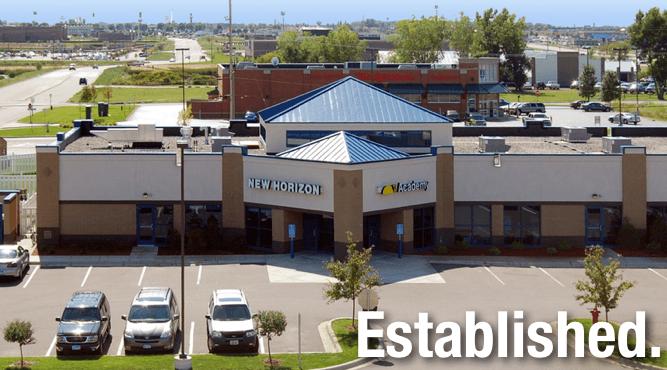 Established commercial remodeling