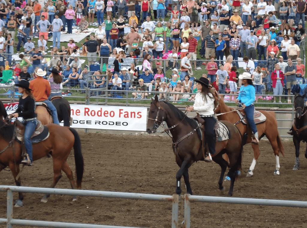 Hamel, MN Rodeo