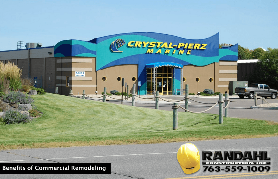 Benefits of Commercial Remodeling