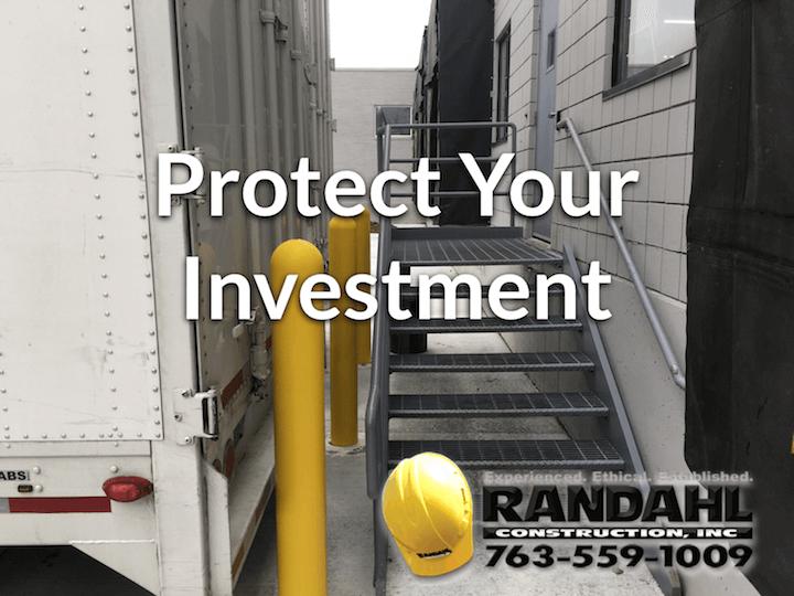 Warehouse Bollard Installation Contractor