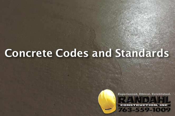 Concrete Codes and Standards
