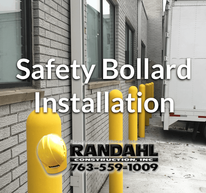 Safety Bollard Installation Contractor