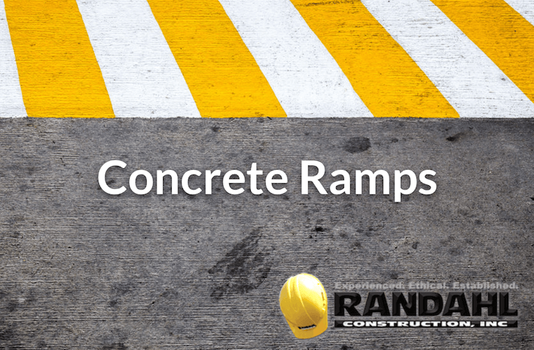 concrete ramps in Minnesota