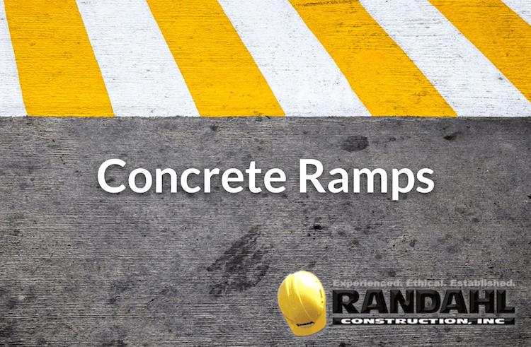 concrete ramps in Minnesota