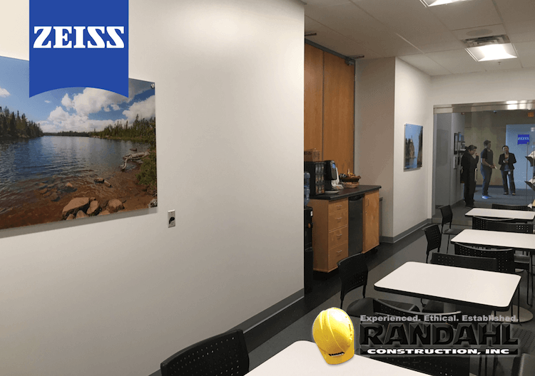 Employee Lounge Remodel Project