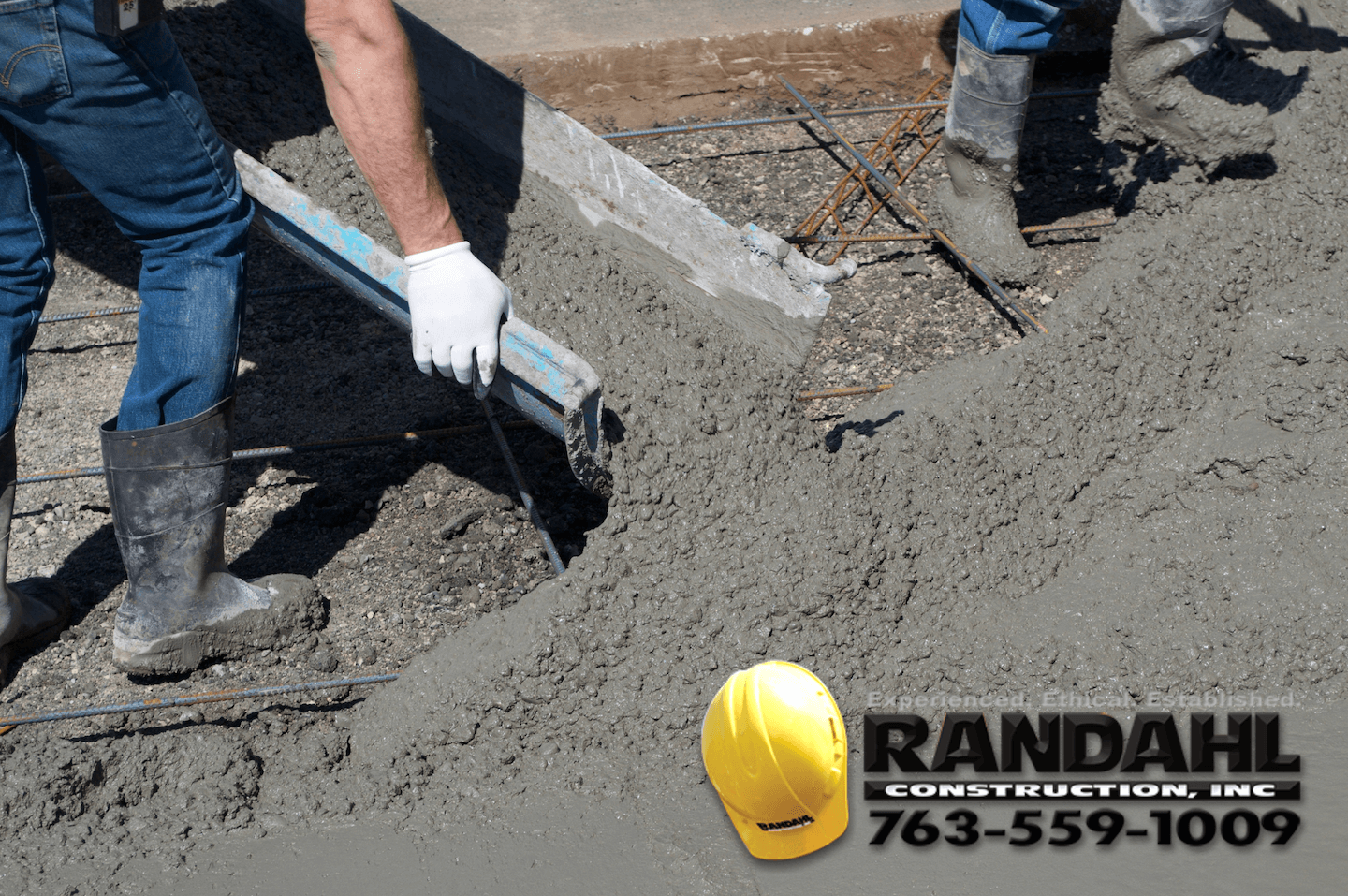 MN commercial concrete