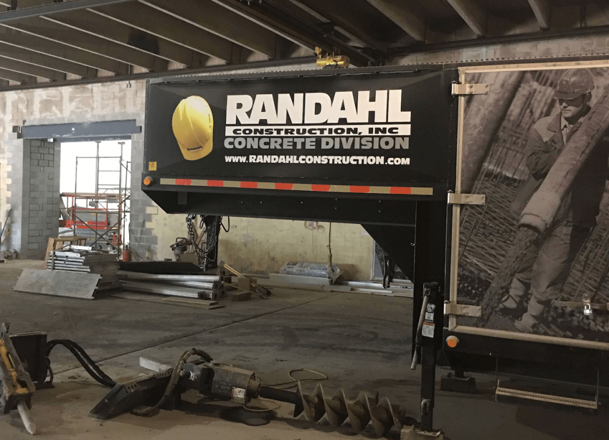 Minnesota Concrete Contractor