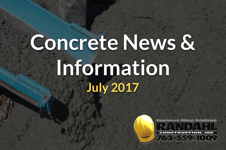Minnesota Concrete News