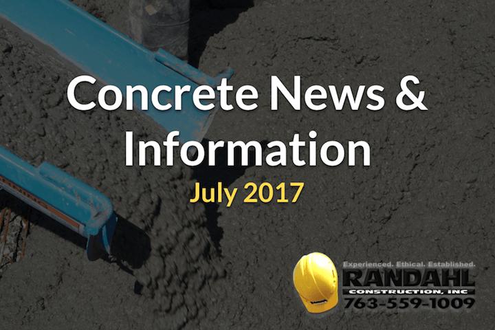 Minnesota Concrete News