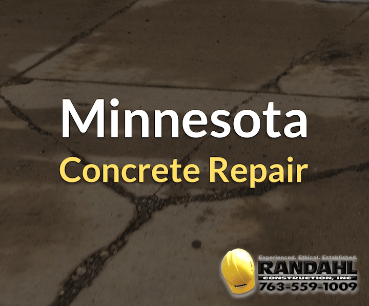 Minnesota Concrete Repair