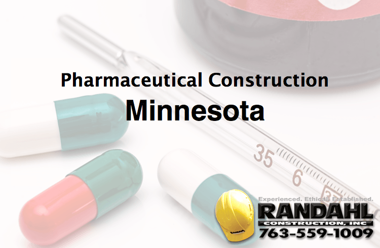 Pharmaceutical Construction Minnesota