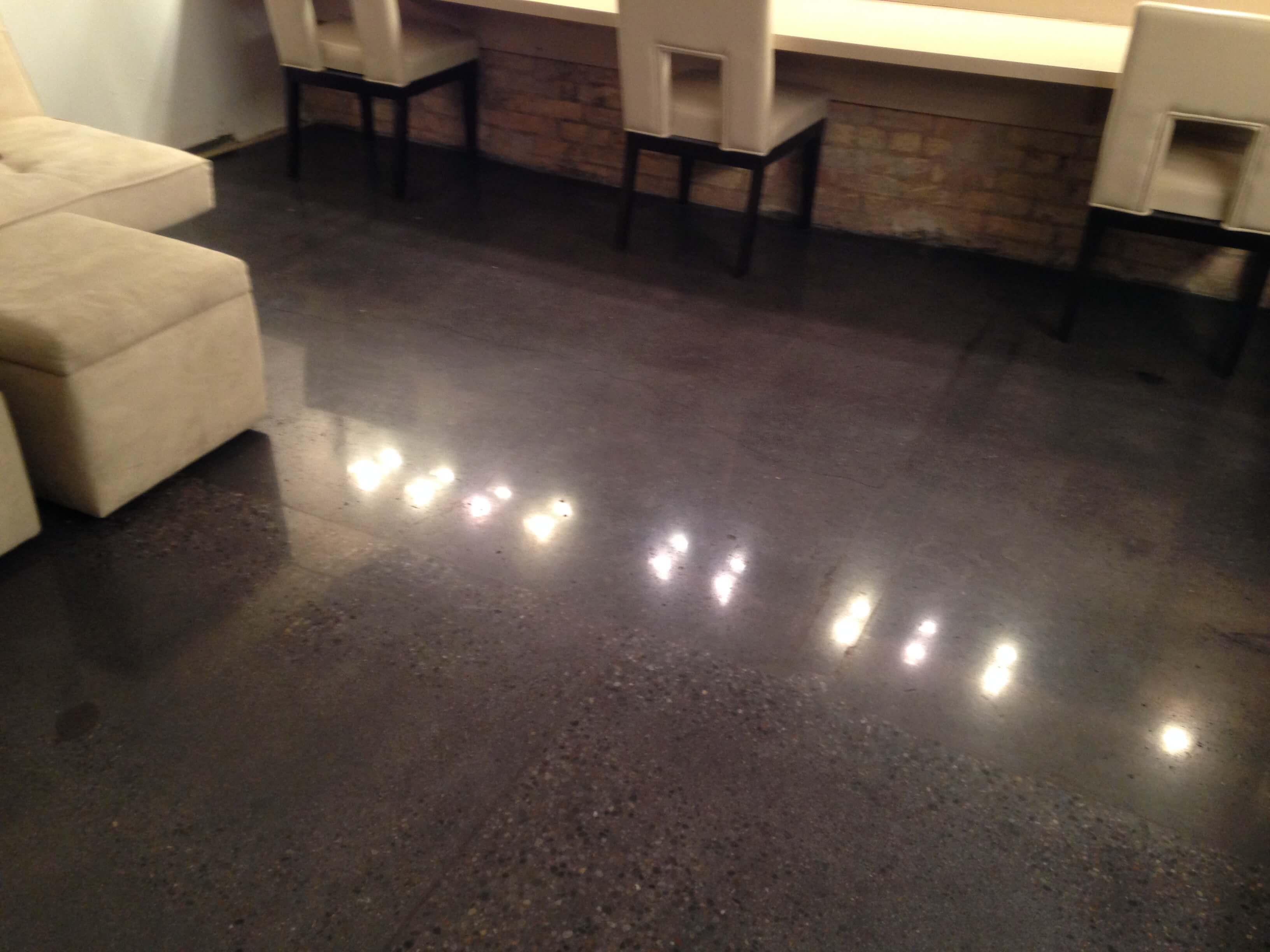 Polished Concrete Floors Minnesota