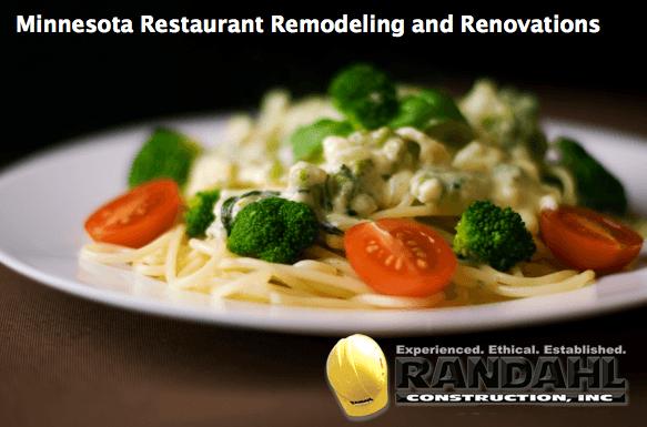 Restaurant Remodeling & Renovations