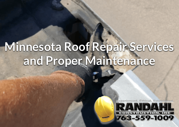Roof Repair Services MN