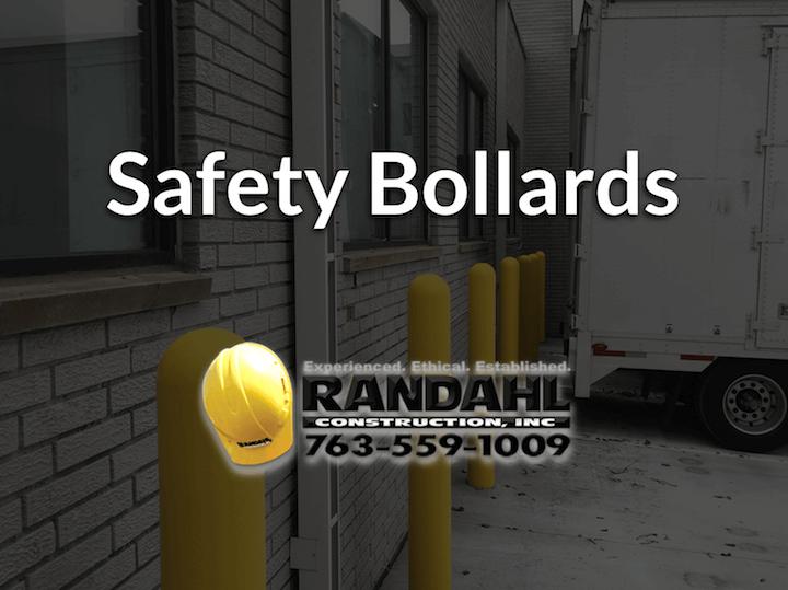 Safety Bollard Installation