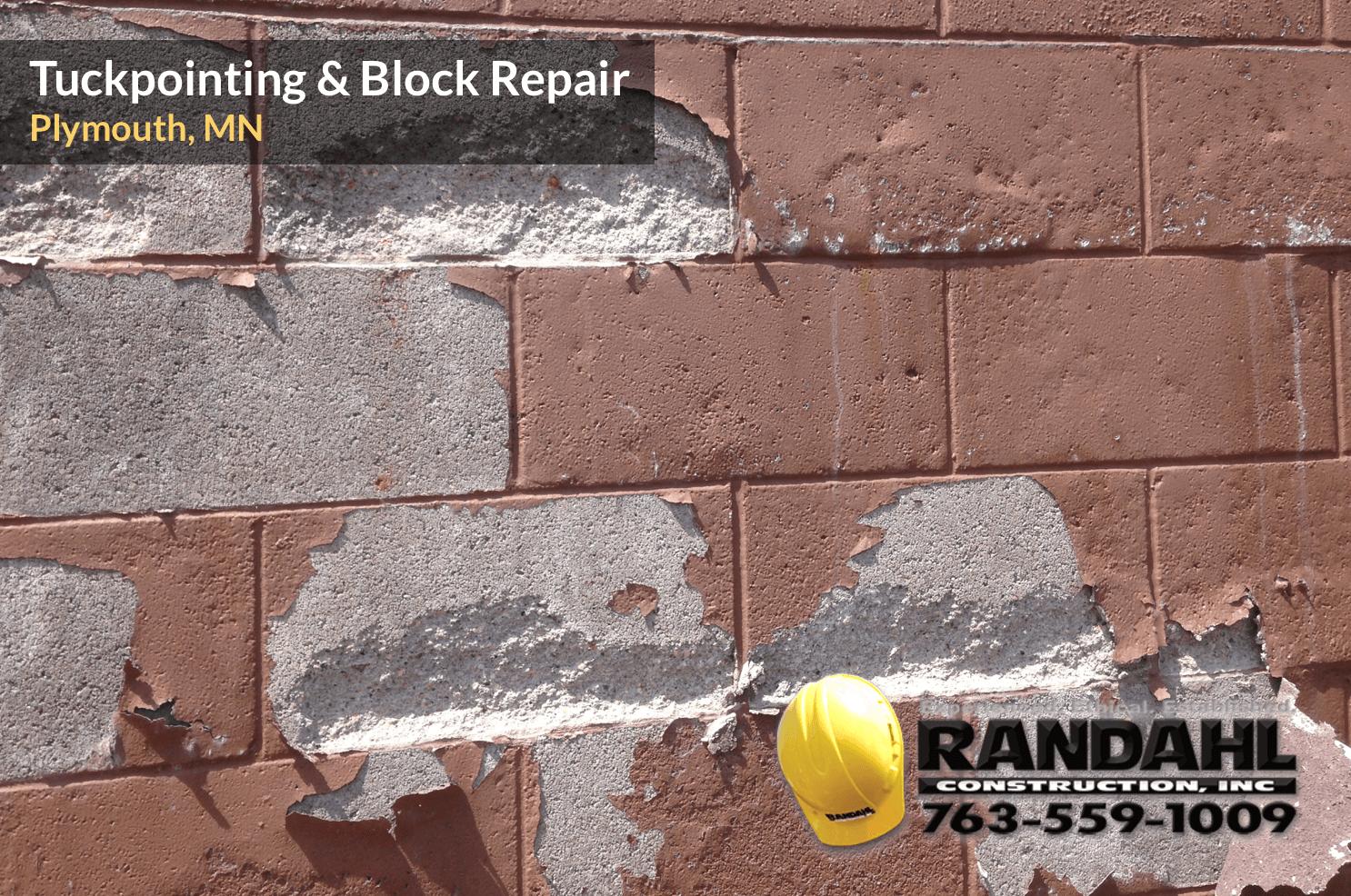 block repair mn
