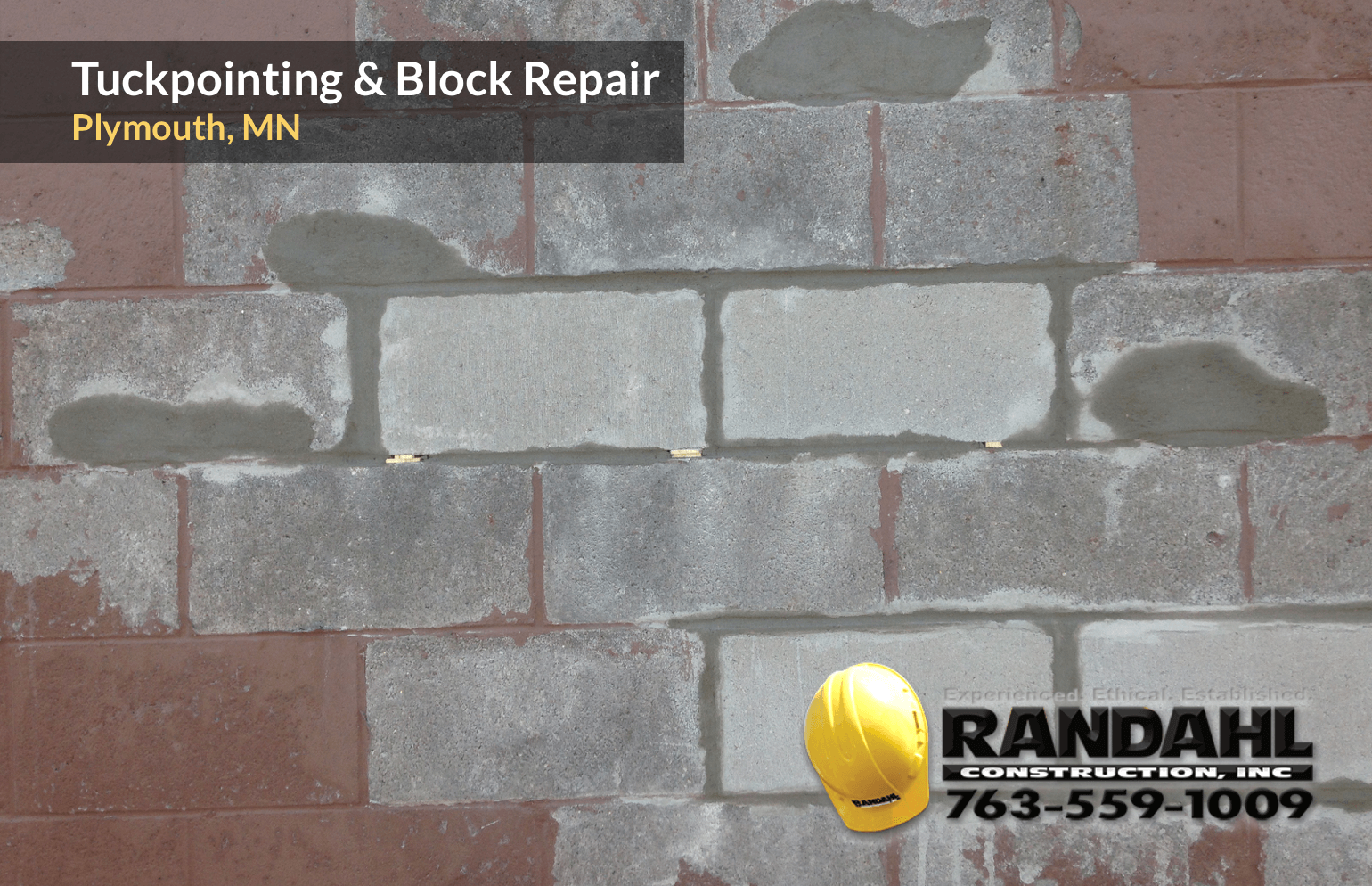 block repairs minnesota