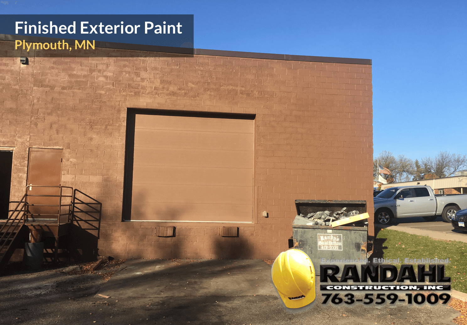 building painting contractor