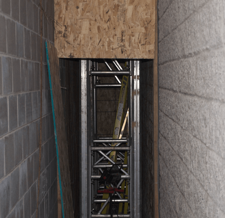 building shoring - Minnesota Masonry Contractor