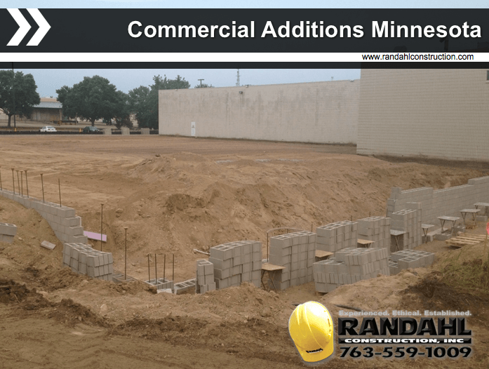 Commercial Building Additions Minnesota