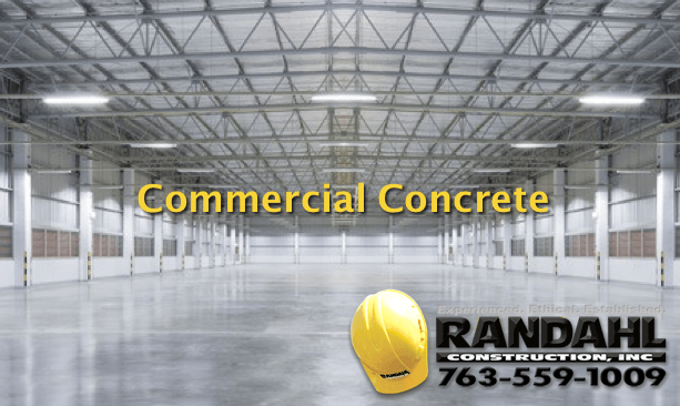 Commercial Concrete Projects in Minnesota