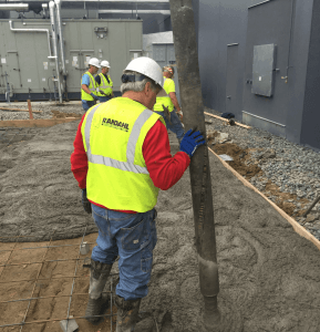 commercial concrete MN