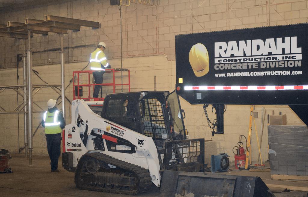 Construction Demolition Crew