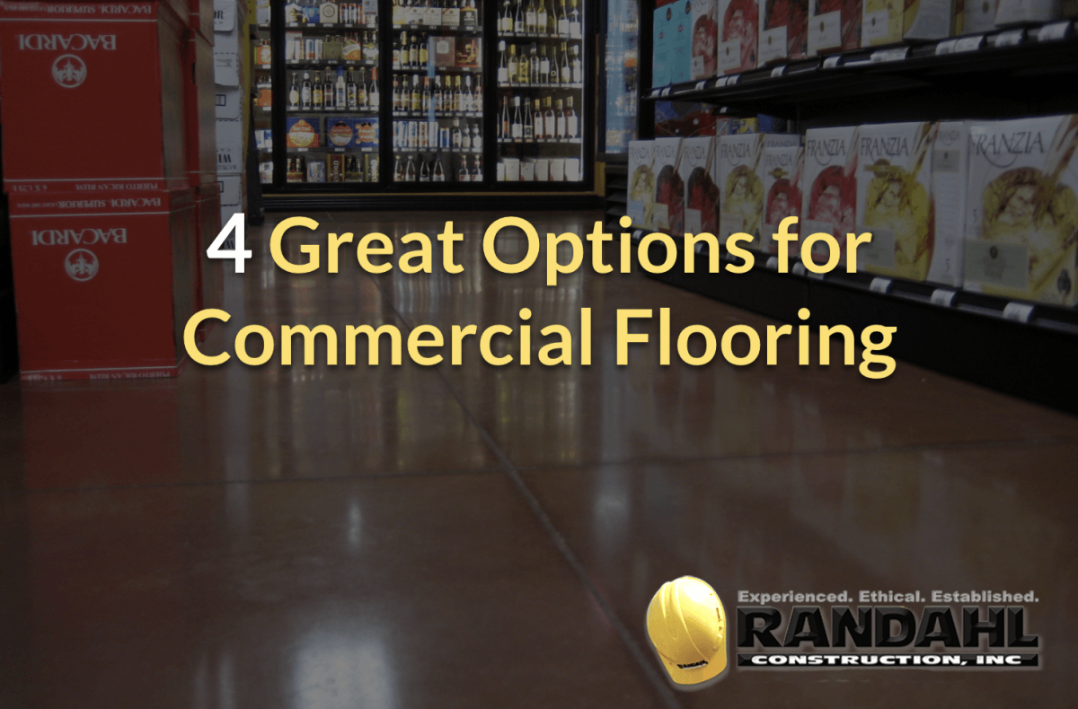 commercial flooring options mn