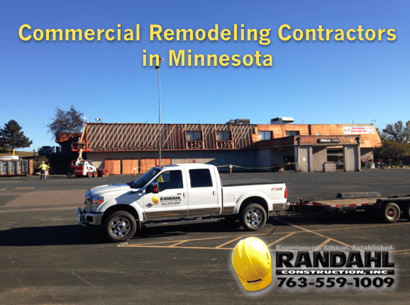 commercial remodeling contractors mn