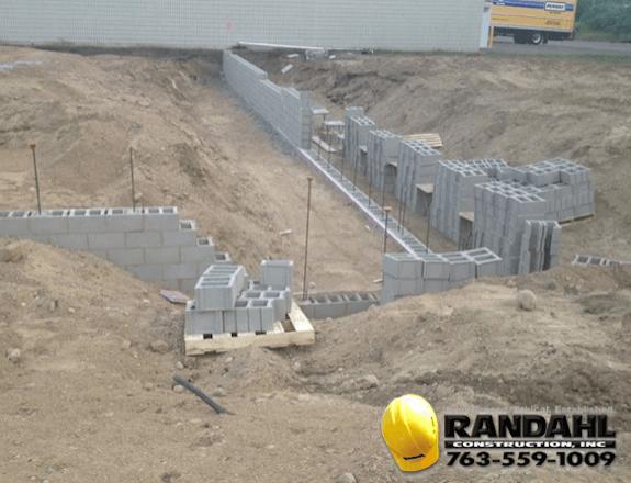 concrete building construction