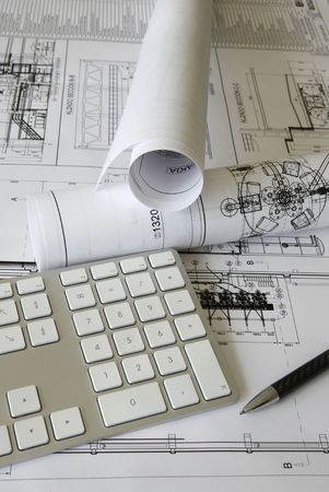 construction drawings and price estimates