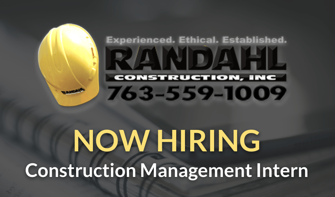 construction management intern