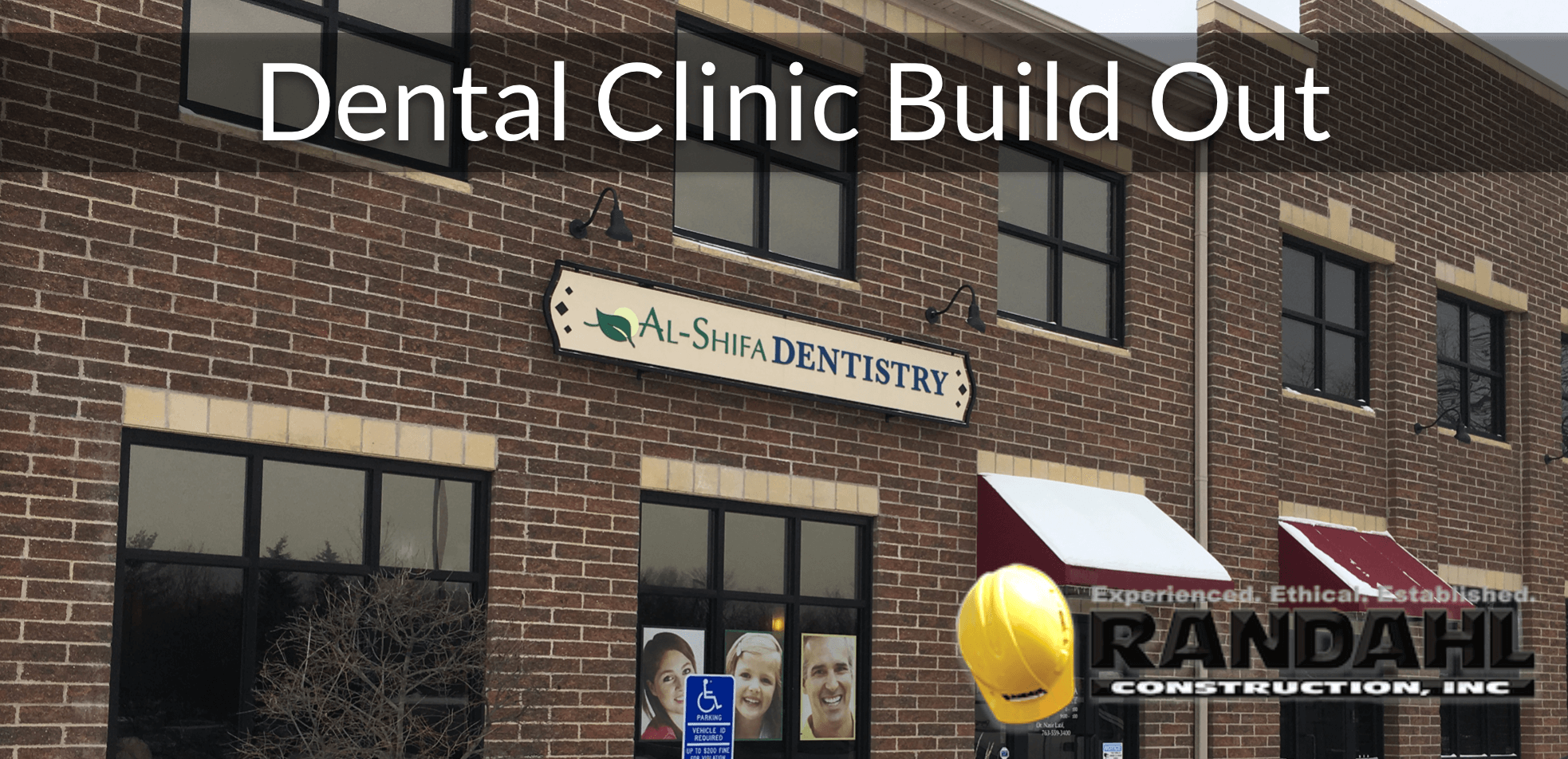 dental clinic build out Minnesota