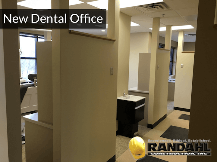 dentistry build out in MN