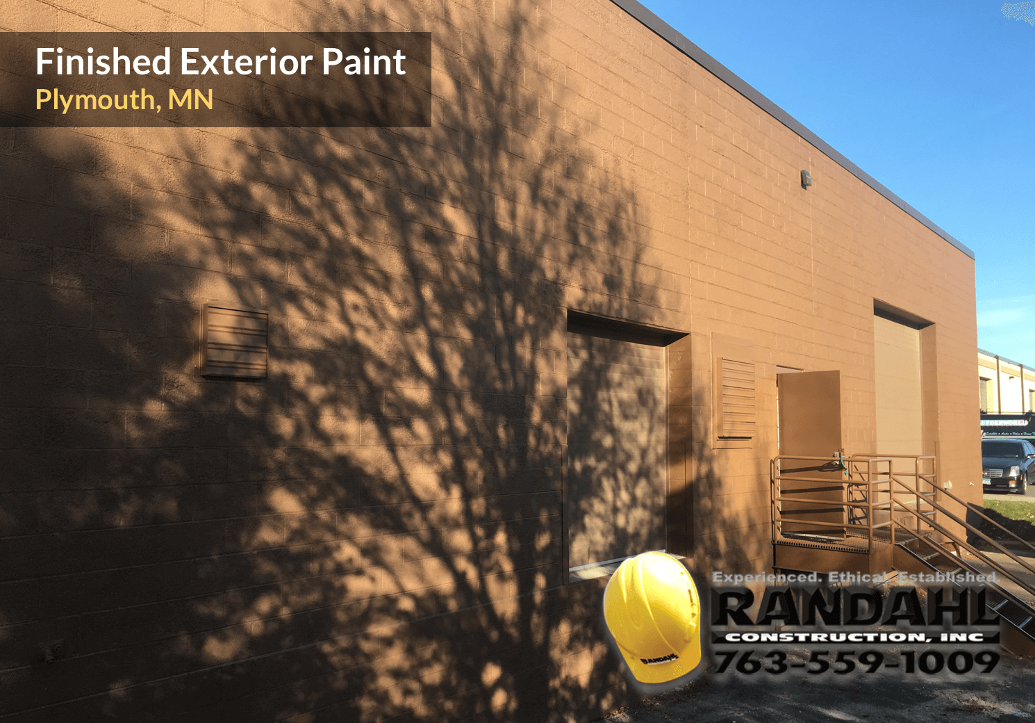 exterior painting contractor mn
