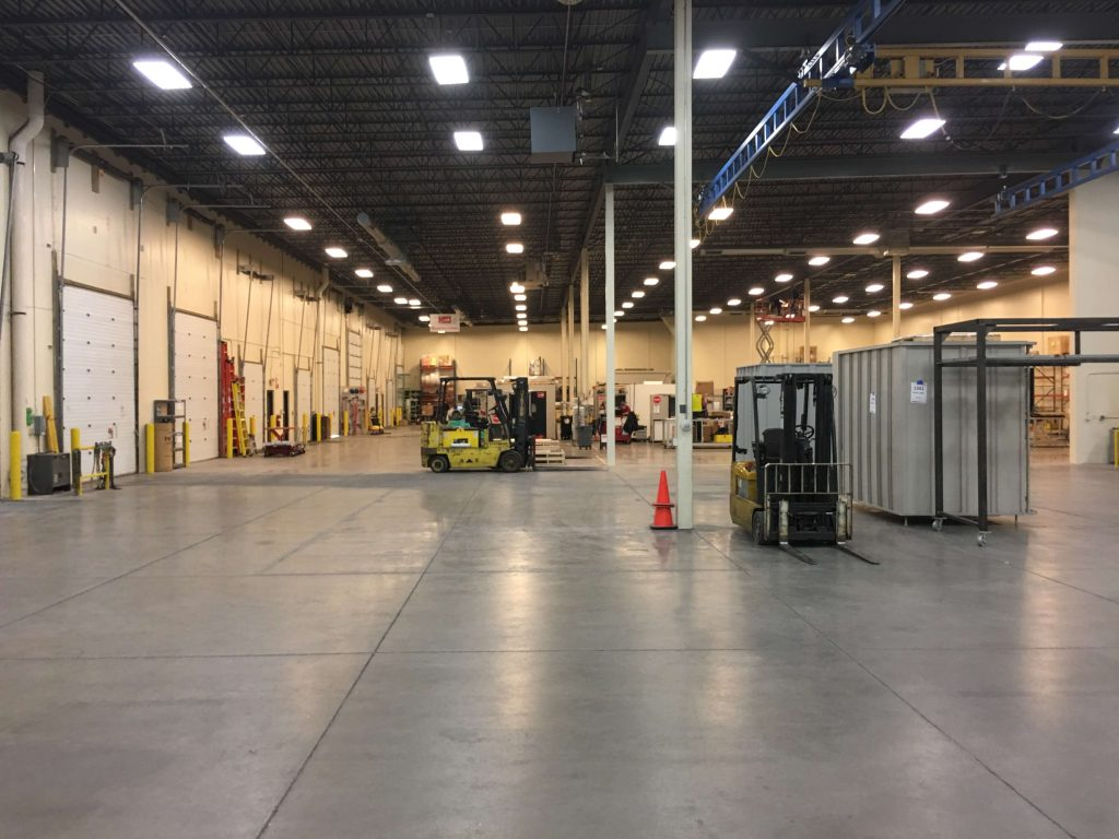 Value Added Manufacturing Facility Redesign